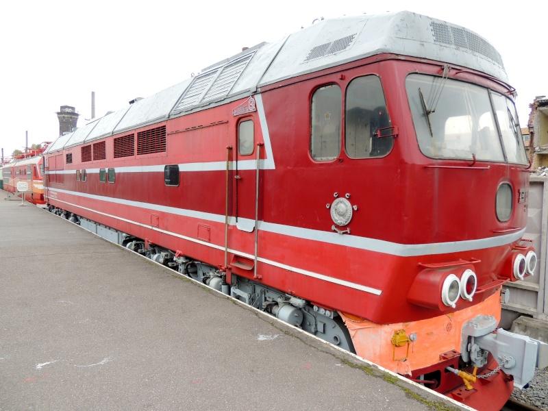 Центральный музей Октябрьской железной дороги в Санкт-Петербурге Dscn1679
