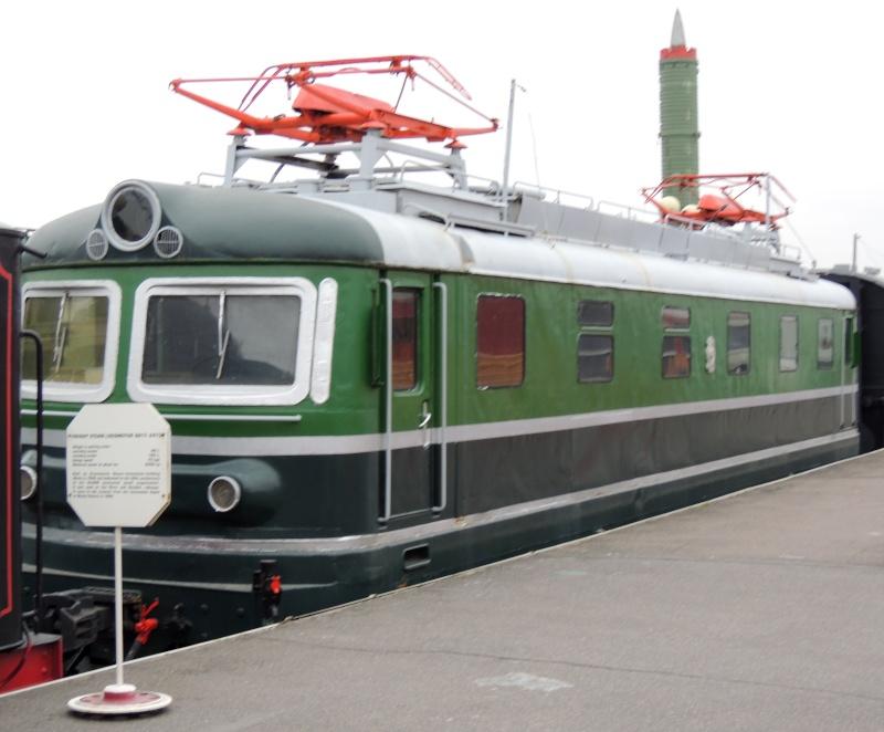 Центральный музей Октябрьской железной дороги в Санкт-Петербурге Dscn1680