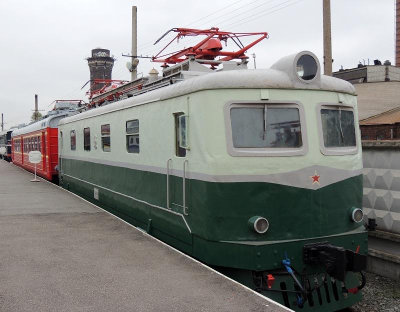 Центральный музей Октябрьской железной дороги в Санкт-Петербурге Dscn1684