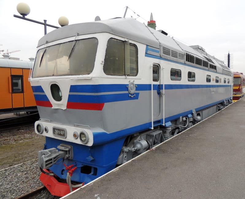 Центральный музей Октябрьской железной дороги в Санкт-Петербурге Dscn1686