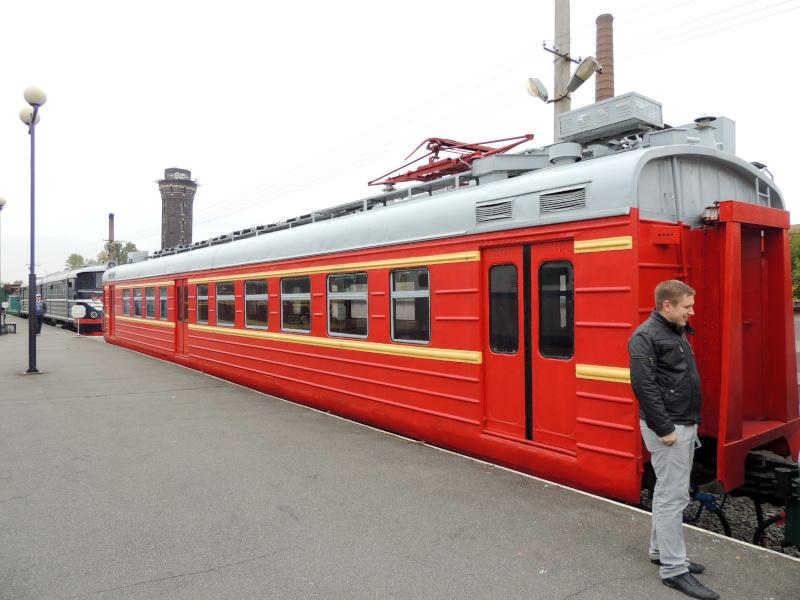 Центральный музей Октябрьской железной дороги в Санкт-Петербурге Dscn1687
