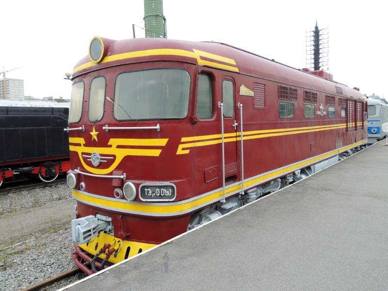 Центральный музей Октябрьской железной дороги в Санкт-Петербурге Dscn1688