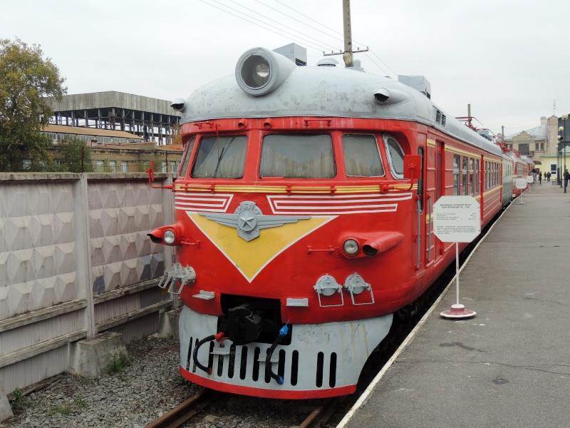 Центральный музей Октябрьской железной дороги в Санкт-Петербурге Dscn1690