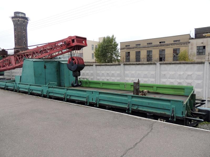Центральный музей Октябрьской железной дороги в Санкт-Петербурге Dscn1693