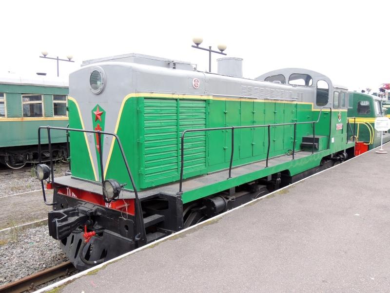 Центральный музей Октябрьской железной дороги в Санкт-Петербурге Dscn1694