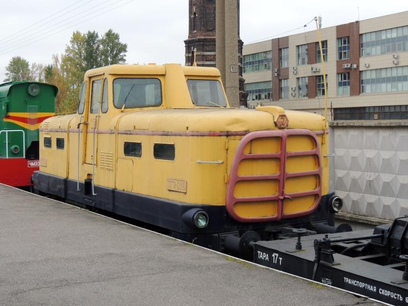 Центральный музей Октябрьской железной дороги в Санкт-Петербурге Dscn1695