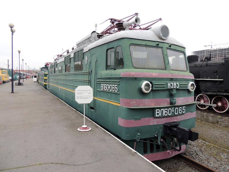 Центральный музей Октябрьской железной дороги в Санкт-Петербурге Dscn1713