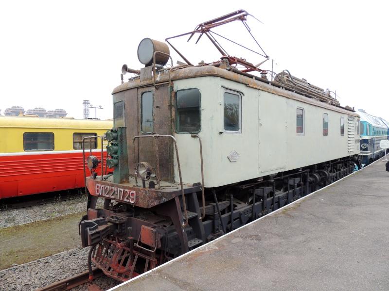 Центральный музей Октябрьской железной дороги в Санкт-Петербурге Dscn1715