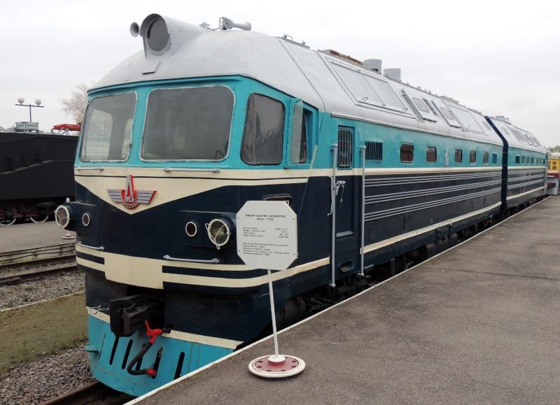 Центральный музей Октябрьской железной дороги в Санкт-Петербурге Dscn1717