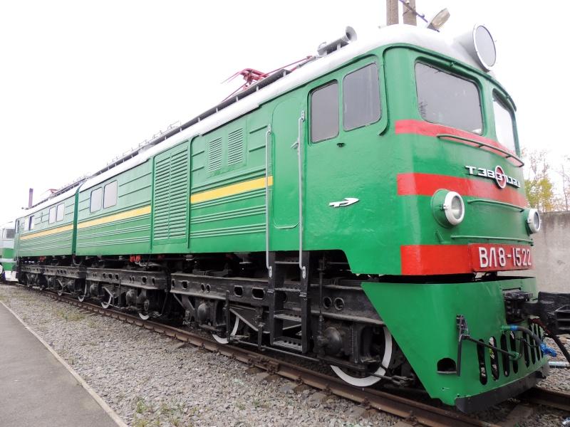 Центральный музей Октябрьской железной дороги в Санкт-Петербурге Dscn1719