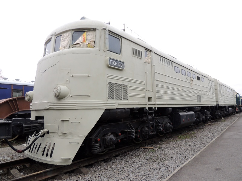 Центральный музей Октябрьской железной дороги в Санкт-Петербурге Dscn1720