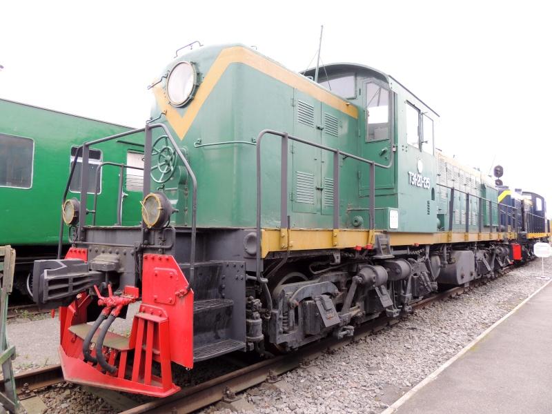 Центральный музей Октябрьской железной дороги в Санкт-Петербурге Dscn1722