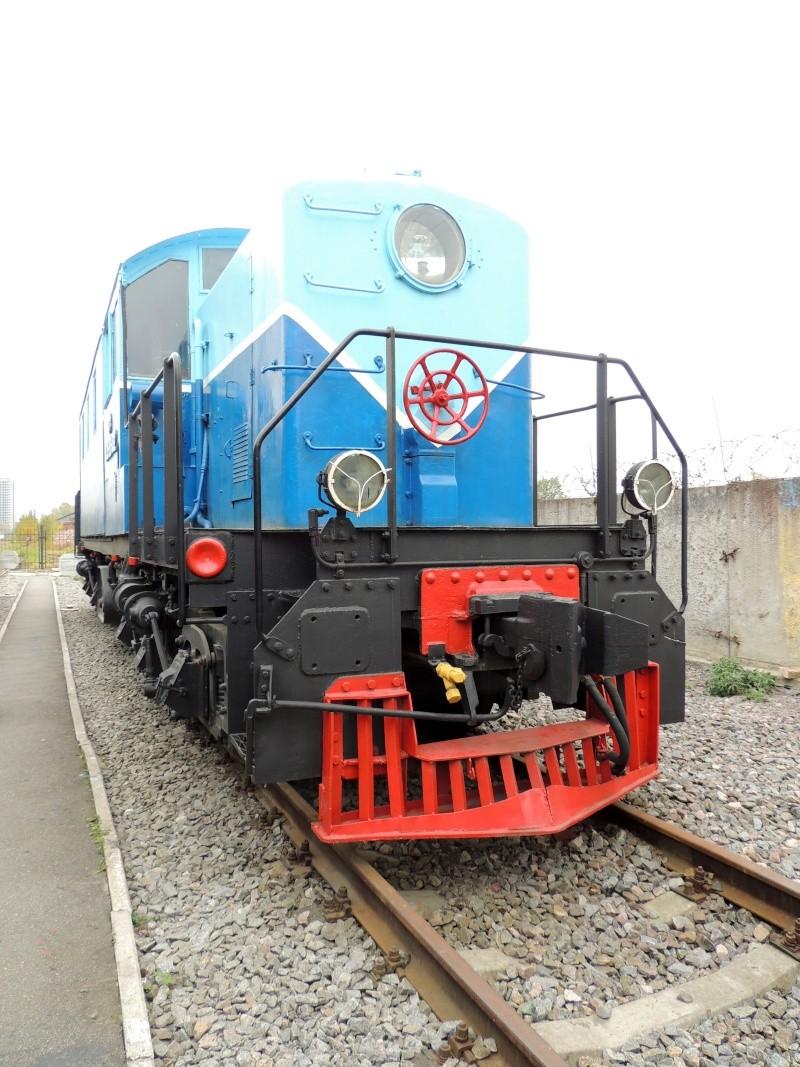 Центральный музей Октябрьской железной дороги в Санкт-Петербурге Dscn1723