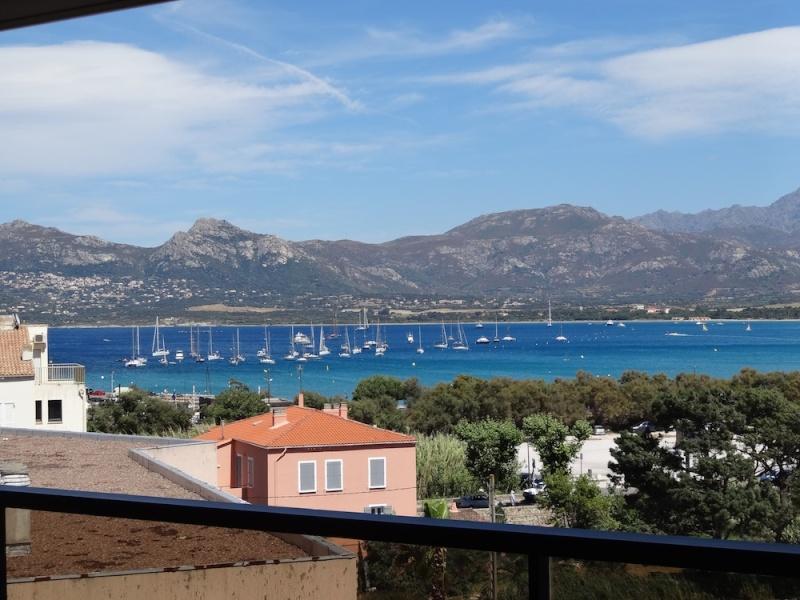 Loc de vacances en Corse appart' sympa côté déco. Dsc05422