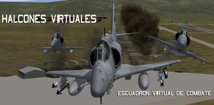 Halcones Virtuales
