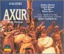 AXUR, RE D'ORMUS Antonio Salieri 21p94w10