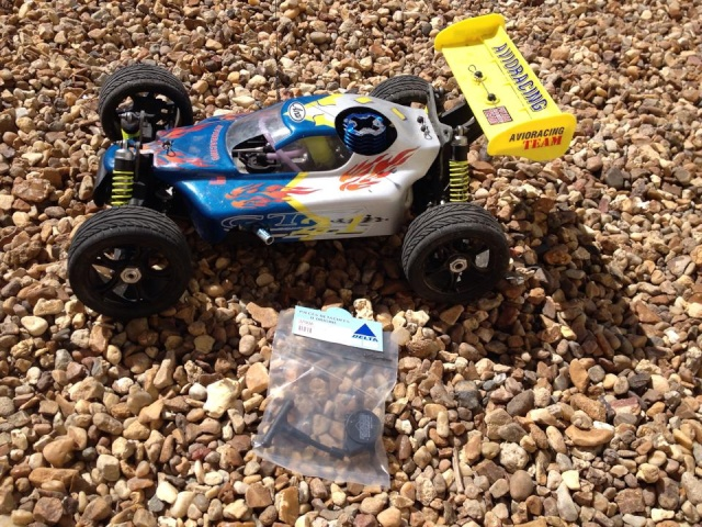 Mon ex FG Monster Beetle & mes autres ex rc non short course 19040811