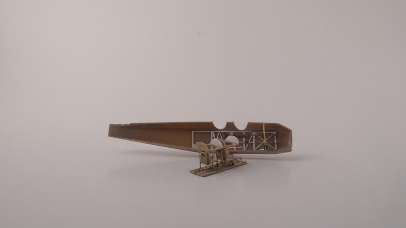 Polikarpov PO 2 (U2) 1/48 AZ model, début! Dsc06226