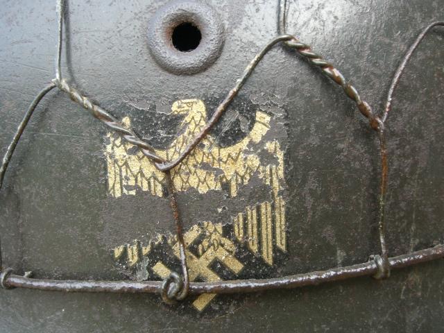 M40 Heer (complet + grillage) - 1 insigne Cimg5012