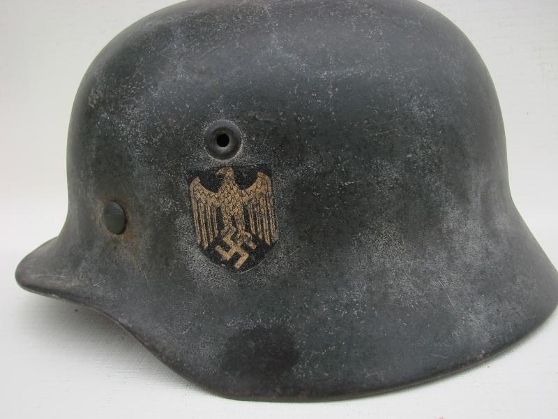M40 Heer (complet) - 1 insigne Dsc02726