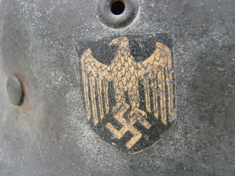 M40 Heer (complet) - 1 insigne Dsc02727