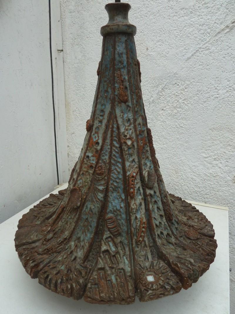 Ambleside Pottery Lampba12