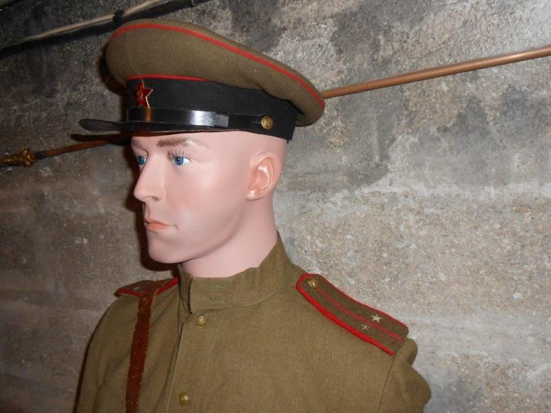 Officier d'artillerie sovietique WW2 Dscn7826