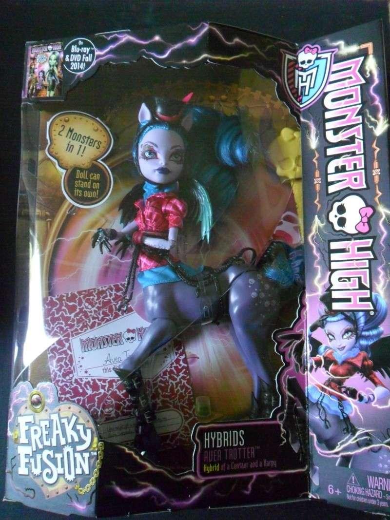 Les Monster High, les poupées que j'aurais aimé avoir petite... Nouveautés Sam_6319
