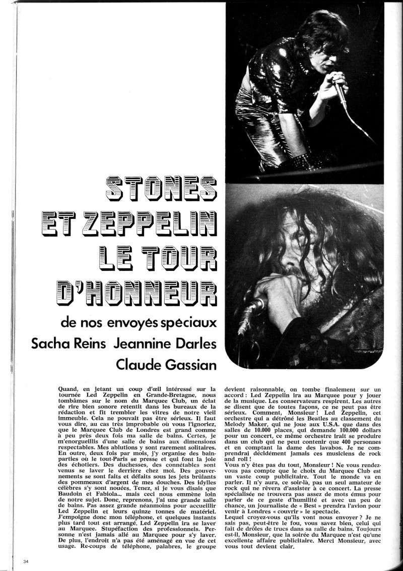 Led Zeppelin dans la presse française B34-4413