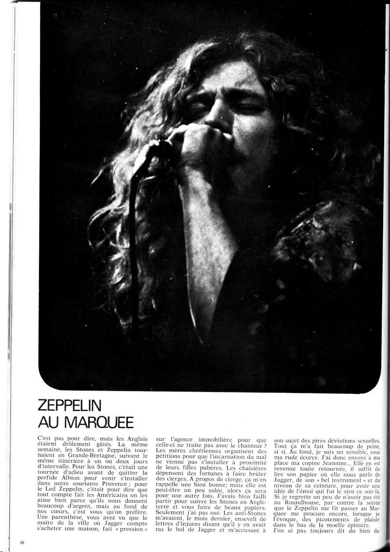 Led Zeppelin dans la presse française B34-4415
