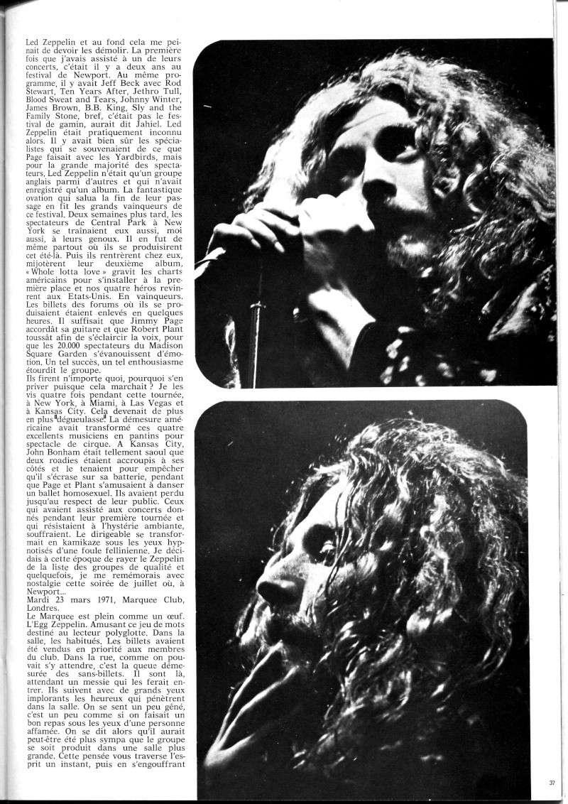 Led Zeppelin dans la presse française B34-4416