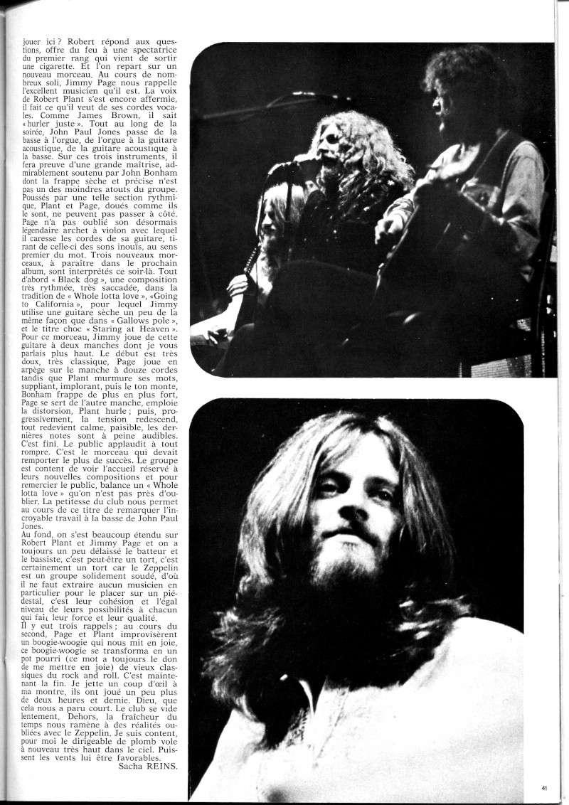 Led Zeppelin dans la presse française B34-4419