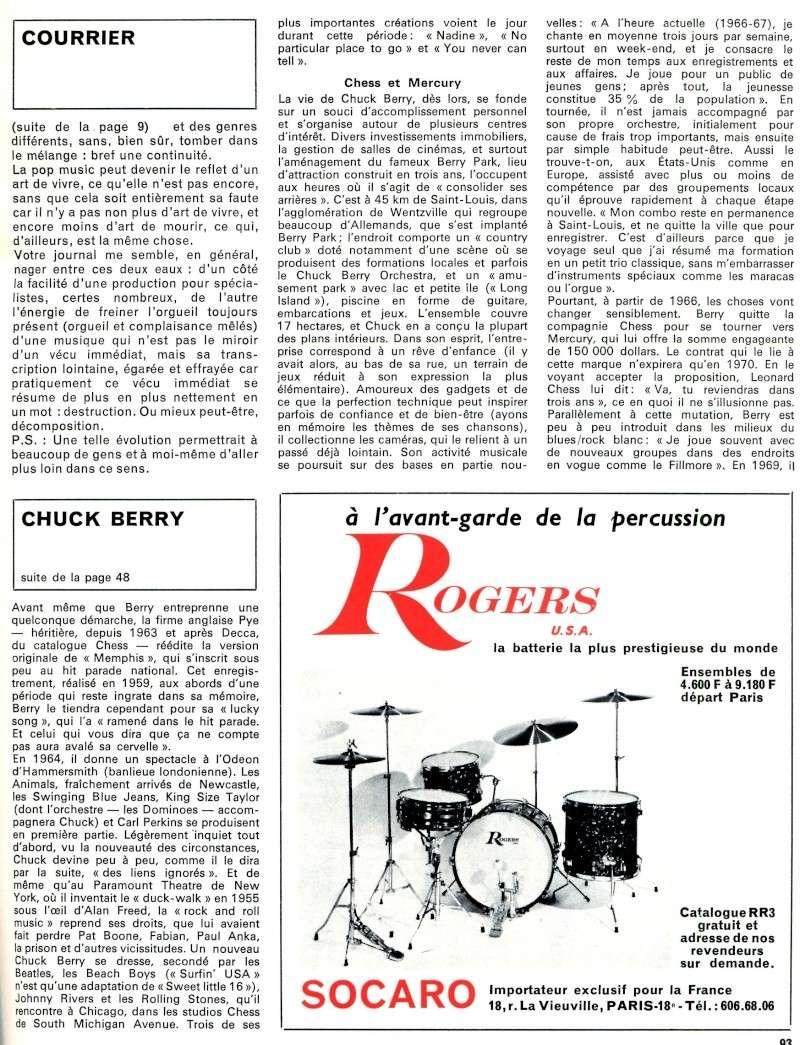 Chuck Berry R62-4012