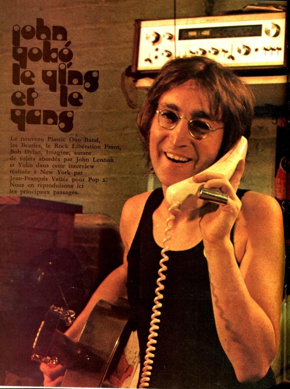 John Lennon & Yoko Ono : Sometime In New York City (1972) R63-4210