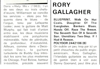 Rory Gallagher : Blueprint (1973) R76-7212