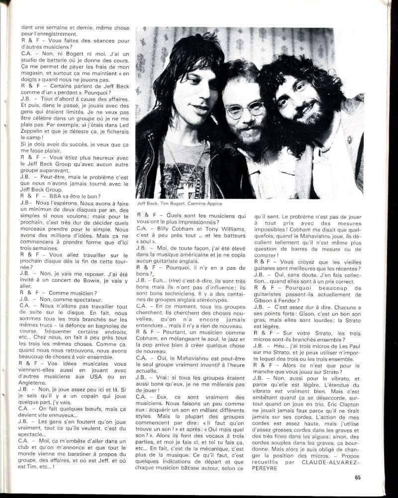Beck Bogert Appice (1973) R79-7312