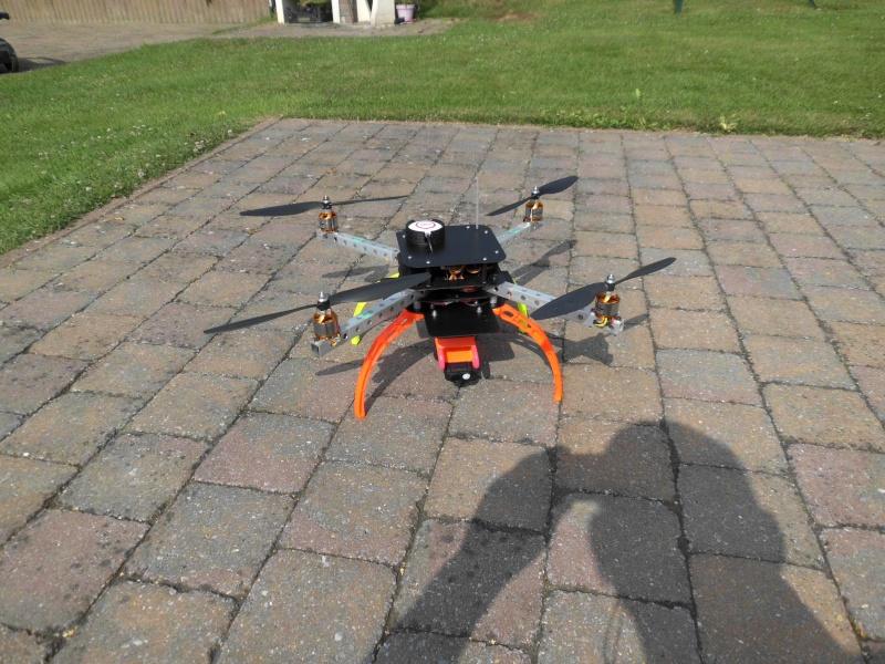 """Quadri rotor """"Home Made"""" - Page 2 Dsci0210"""