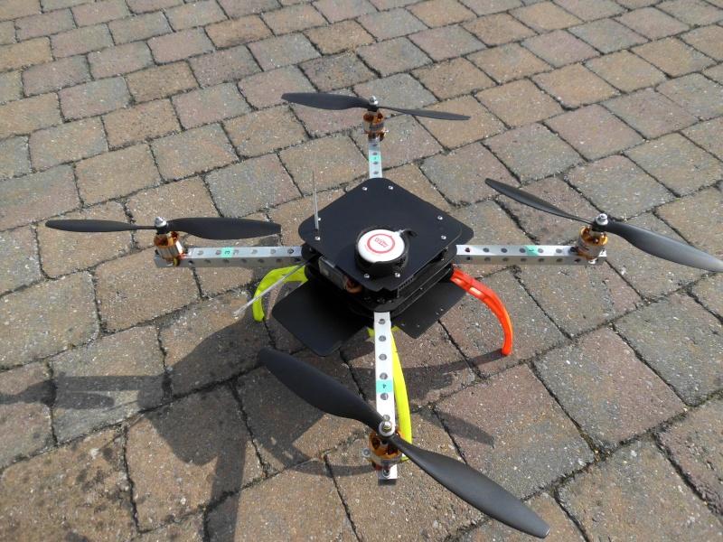 """Quadri rotor """"Home Made"""" - Page 2 Dsci0212"""