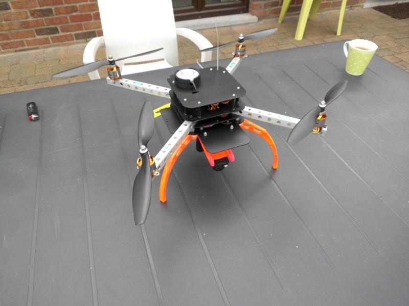 """Quadri rotor """"Home Made"""" - Page 2 Dsci0216"""