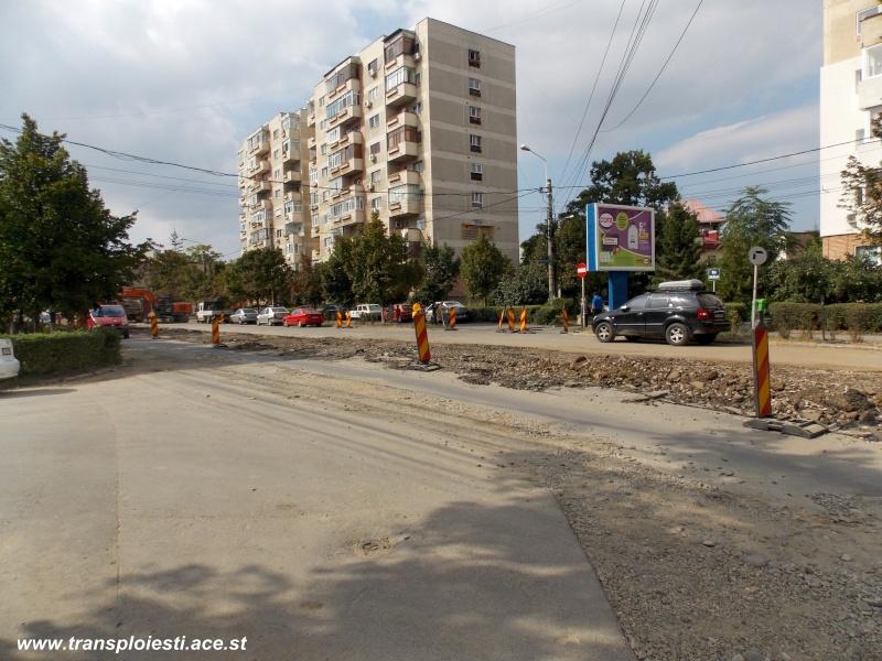 Traseul 101, etapa II: Intersecție Candiano Popescu ( zona BCR ) - Gara de Sud - Pagina 2 103fq010
