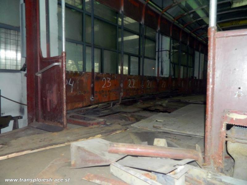 Tramvaie de epocă restaurate la TCE Ploiești 10595910