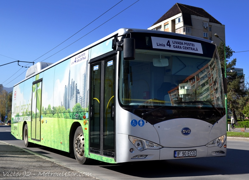BYD K9 Electric în probe ( 2014 ) 110