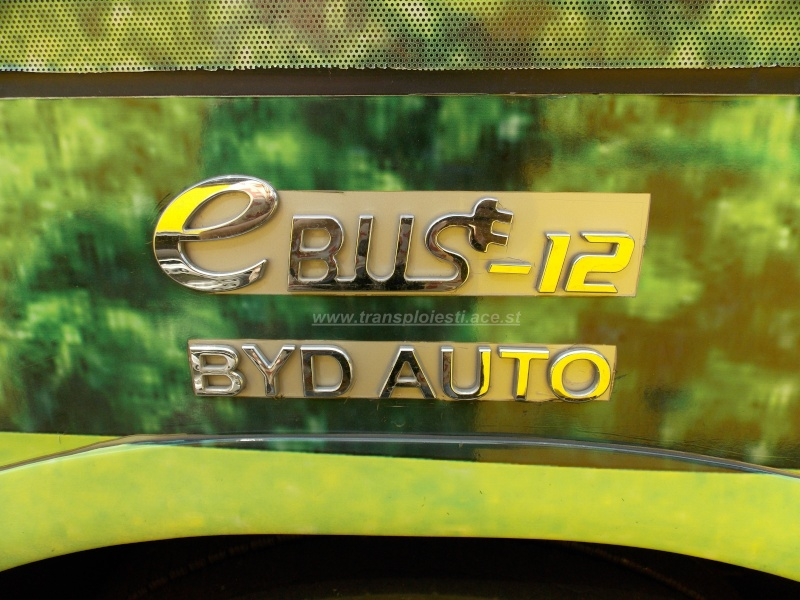 BYD K9 Electric în probe ( 2014 ) 11uxka10