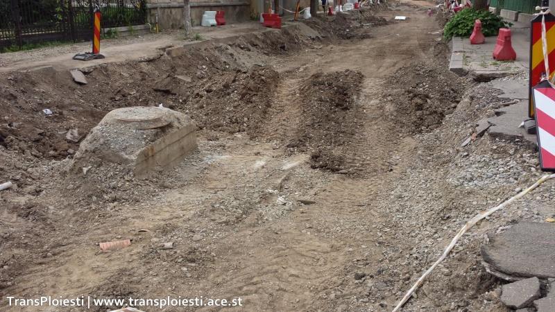 Traseul 101, etapa II: Intersecție Candiano Popescu ( zona BCR ) - Gara de Sud 126d3c10