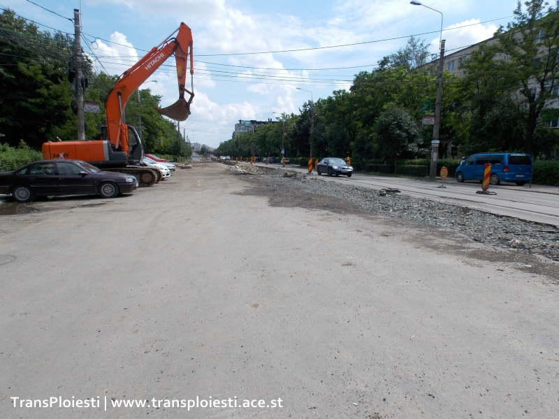 Traseul 101, etapa II: Intersecție Candiano Popescu ( zona BCR ) - Gara de Sud - Pagina 2 14jt4y10