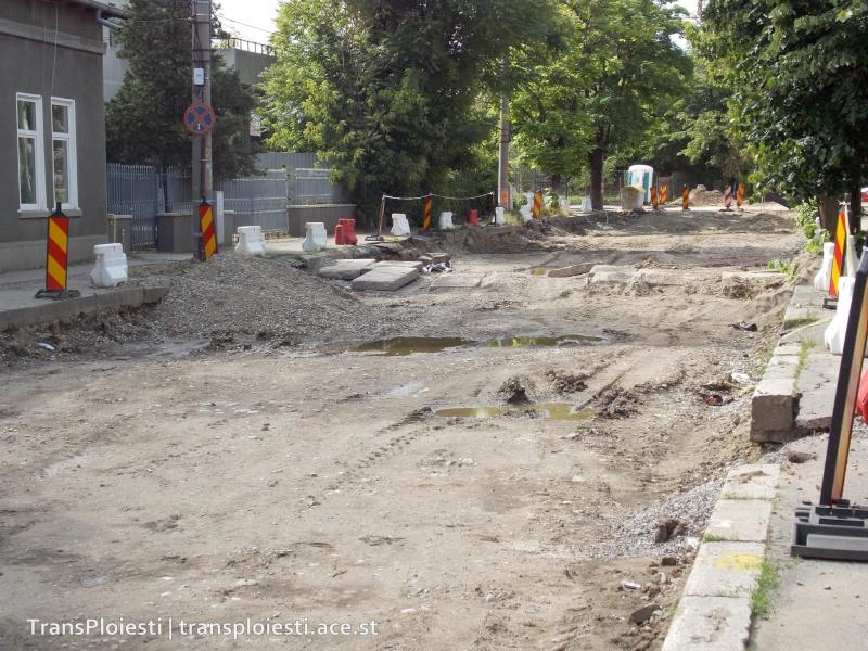 Traseul 101, etapa II: Intersecție Candiano Popescu ( zona BCR ) - Gara de Sud 1zoz4u10