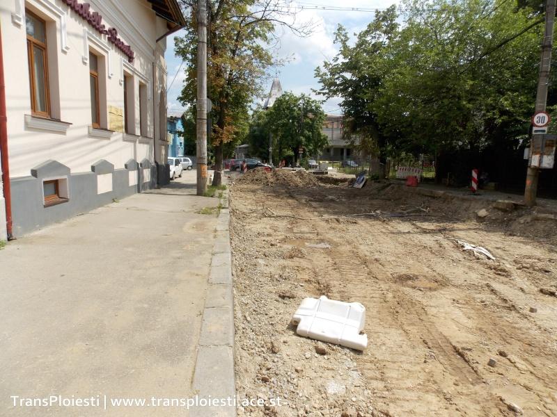 Traseul 101, etapa II: Intersecție Candiano Popescu ( zona BCR ) - Gara de Sud - Pagina 2 1zx5rt10