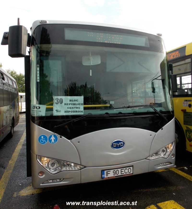 BYD K9 Electric în probe ( 2014 ) 257fy310