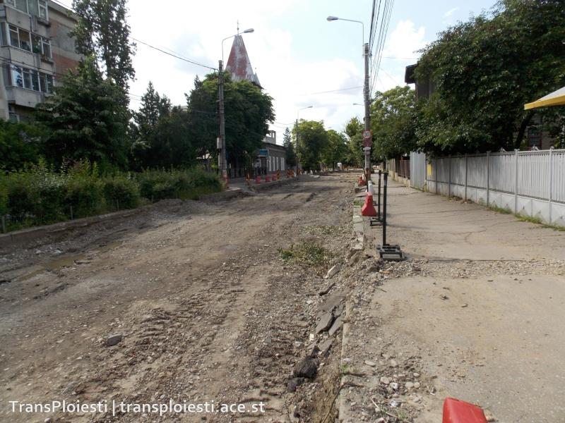 Traseul 101, etapa II: Intersecție Candiano Popescu ( zona BCR ) - Gara de Sud 2gwgzv10