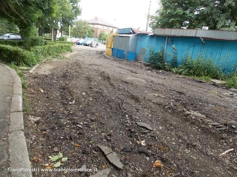 Traseul 101, etapa II: Intersecție Candiano Popescu ( zona BCR ) - Gara de Sud 2hwfz110